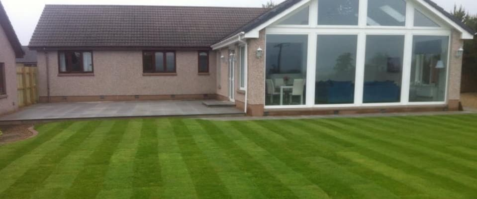 Turfleys Scotland ~ Turf Growers and Landscapers